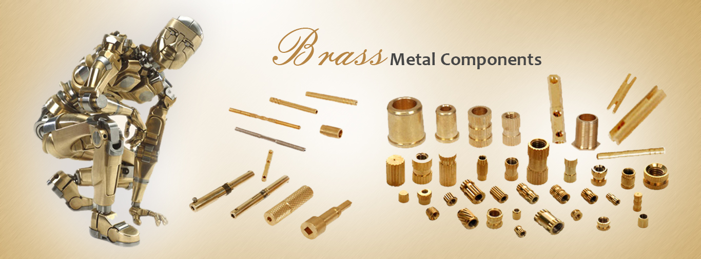 Brass Metal Components Manufacturers, Suppliers, Exporters