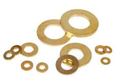 Plain Brass Washers Manufacturer Mumbai, India