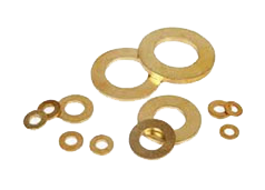 Brass Washers Manufacturers, Brass Washers Suppliers & Brass Washers Exporters Mumbai, India